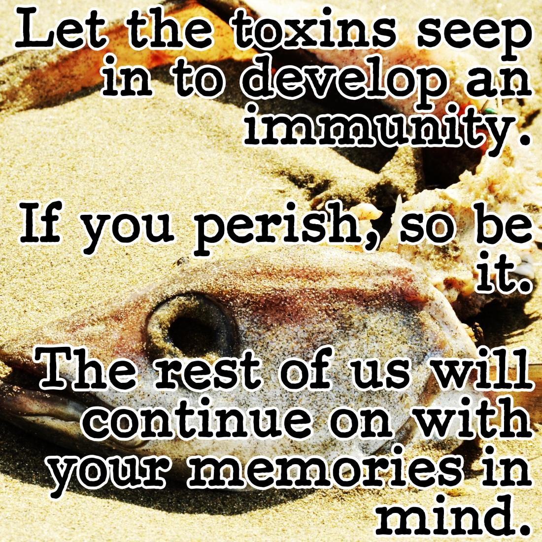 toxinimmunity
